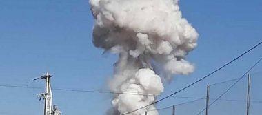 Explosión en Jilotepec deja varios heridos y al menos cuatro muertos