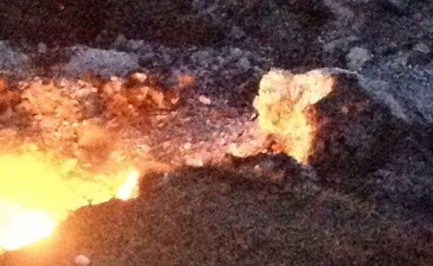 Geiser, volcanes… ¿qué está pasando en el subsuelo de Michoacán?