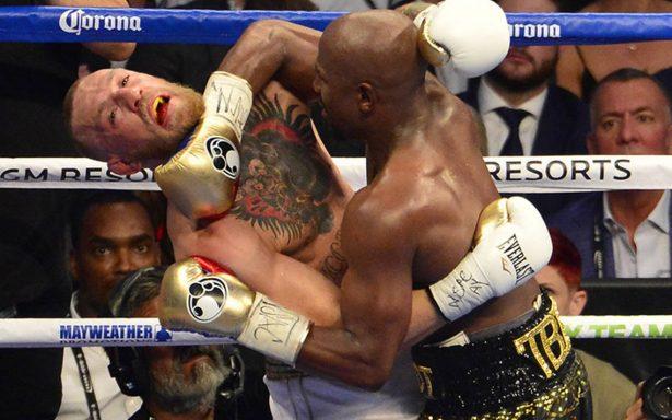 El morbo vende, Floyd-McGregor rompe récords de audiencia