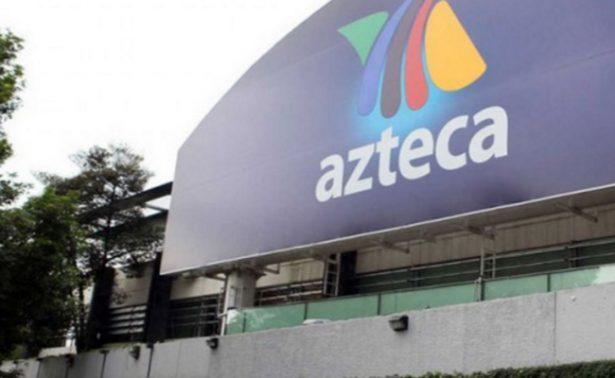 TV Azteca anuncia cancelación de bonos por 42.5 millones de dólares