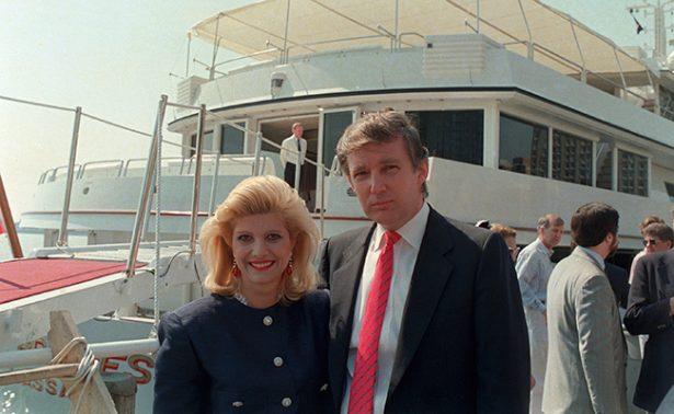 Trump iba a competir por la presidencia  de EU desde 1988
