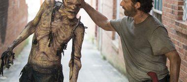 The Walking Dead vuelve con octava temporada