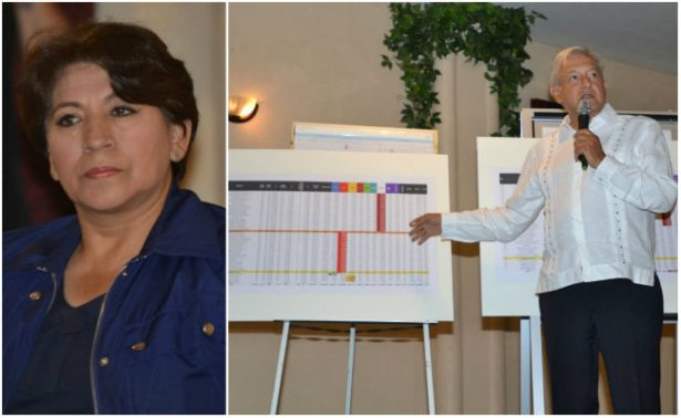 Morena impugnará los 45 distritos del Edomex; AMLO acusa compra de votos