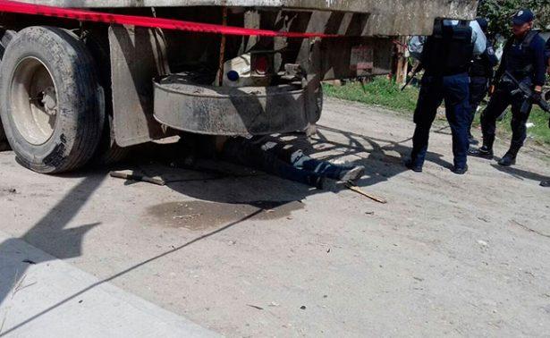 Asesinan a cuatro trabajadores de taller en Veracruz