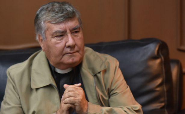 Estoy abierto a la justicia humana: padre Gutiérrez
