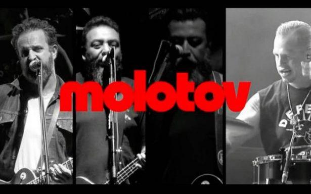 Inconformes, rebeldes y polémicos: Molotov celebra sus 20 años