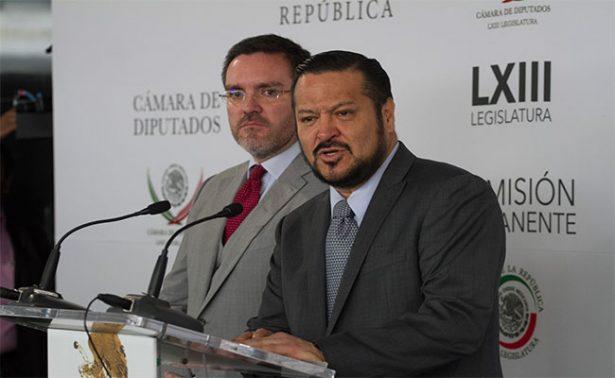 A tropezones avanza la Ley Anticorrupción en el Senado de República