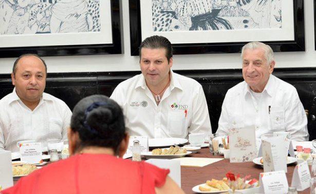Suscribe Tabasco  convenio con Financiera Nacional de Desarrollo