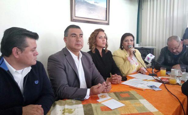 Convoca PRD a Frente Amplio en Edomex