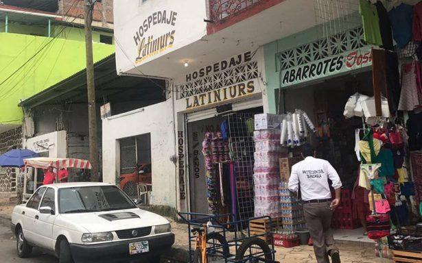 Buscan a Maras en hoteles de Tapachula