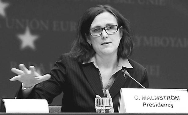 Dispuesta la UE a un acercamiento comercial con China