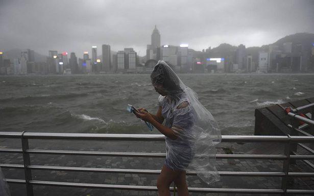 Furia de la naturaleza: tifón Hato dejá 12 muertos en Macao y Hong Kong