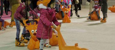 Patinaje artístico en el Zócalo y otras pistas de hielo para visitar este fin de semana