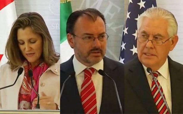 México debe estar atento ante posibilidad de injerencia rusa en elecciones: Rex Tillerson