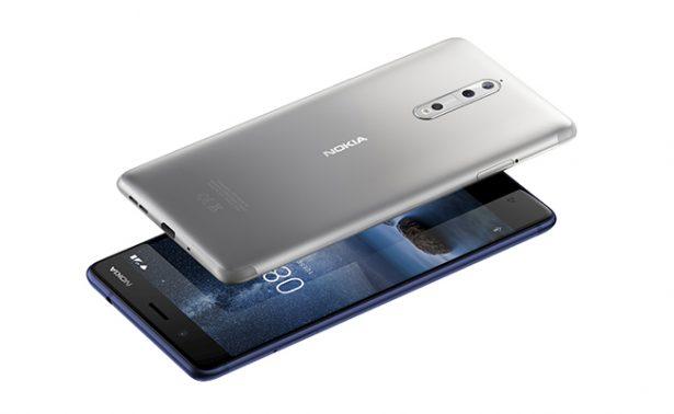 Nokia 8 competirá contra Samsung y Apple en la batalla de los smartphones