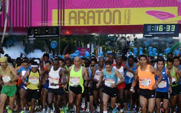 Estos son los cierres y alternativas viales por #MaratonCDMX
