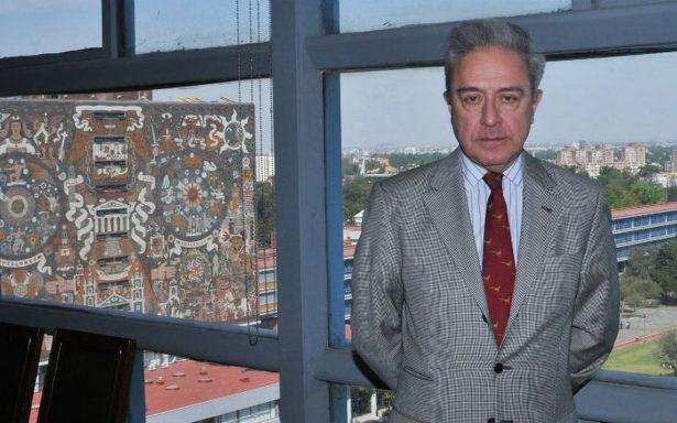 """Colapso del TLCAN no sería """"fin del mundo"""": candidato a canciller de AMLO"""