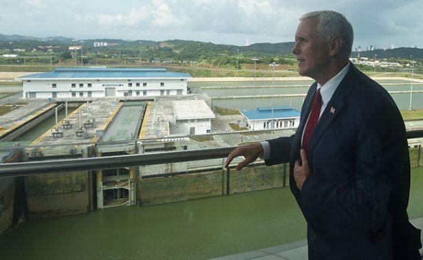 EU busca una solución pacífica a crisis de Venezuela: Michael Pence
