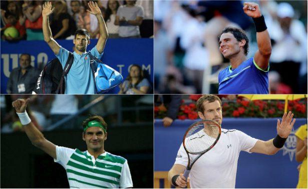 Djokovic y Federer llegan a octavos de Wimbledon 2017