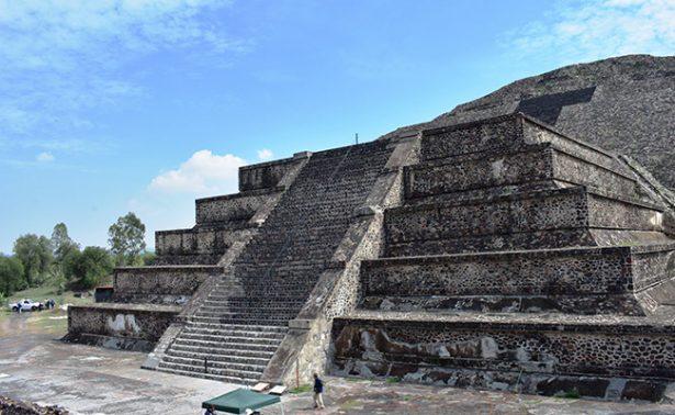 UNAM realiza imagen 3D en rincones subterráneos de Pirámide de la Luna