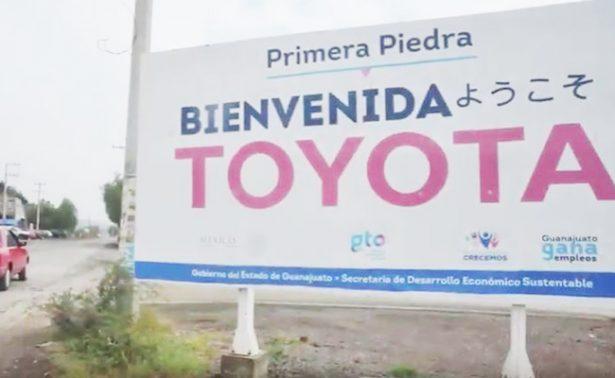 """Guanajuato tendrá su propia """"Ciudad Toyota"""""""