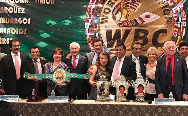 La boxeadora Mijangos derrotó a dos ex campeones del mundo
