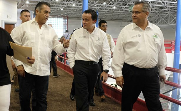 Construirán megahospital en Nuevo León