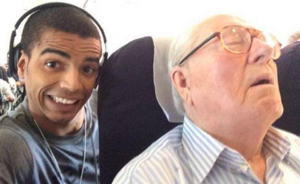 Condenan al ex de Madonna por fotografiar a Le Pen dormido