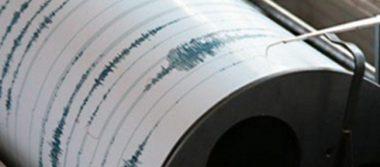 Colima registra sismo de 4.6 grados