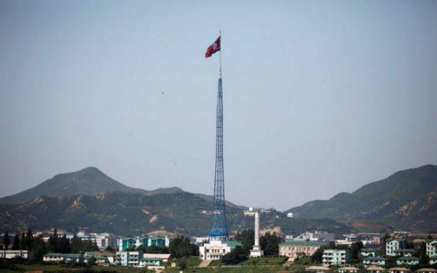 Corea del Norte lanza misil hacia norte de Japón