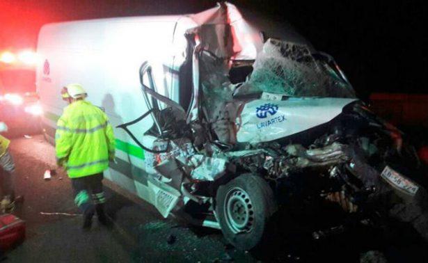 Fatal accidente en la México-Cuernavaca deja un muerto