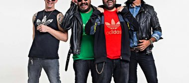 Molotov festejará 20 años de su disco debut en el Palacio de los Deportes