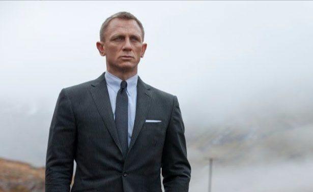 ¡Daniel Craig sí volverá a interpretar al agente 007!