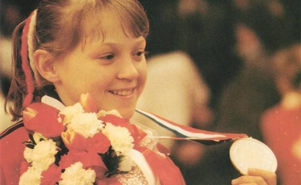 Fallece la gimnasta Elena Naimushina, oro olímpico en Moscú 1980