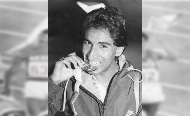 Imborrable recuerdo: Ernesto Canto primer campeón del mundo de atletismo