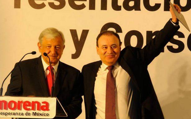 AMLO propone a Alfonso Durazo como secretario de Seguridad Pública, si gana la Presidencia