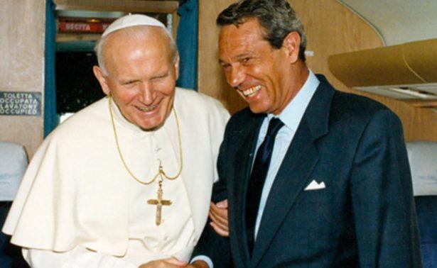 Fallece Joaquín Navarro-Valls, el portavoz y confidente de Juan Pablo II