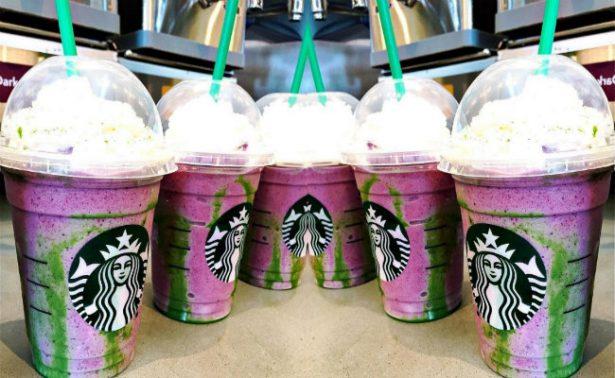 Starbucks olvida los unicornios y crea su frappuccino sirena