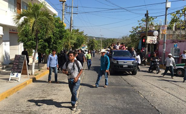 Enfrentamiento en Puerto Escondido deja un muerto