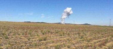 Sube a seis la cifra de muertos por explosión de polvorín en Jilotepec