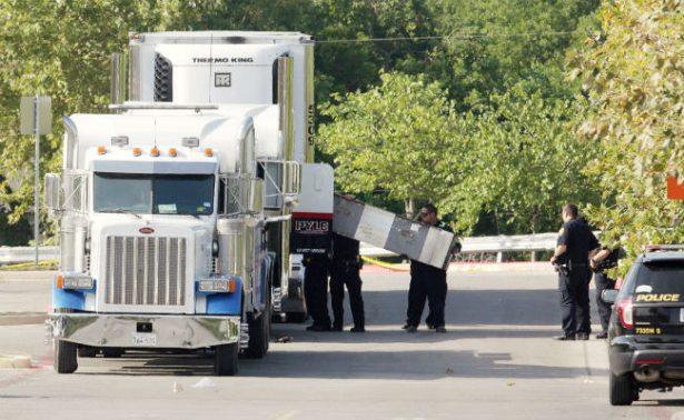 México brinda asistencia a connacionales rescatados en tráiler en Texas