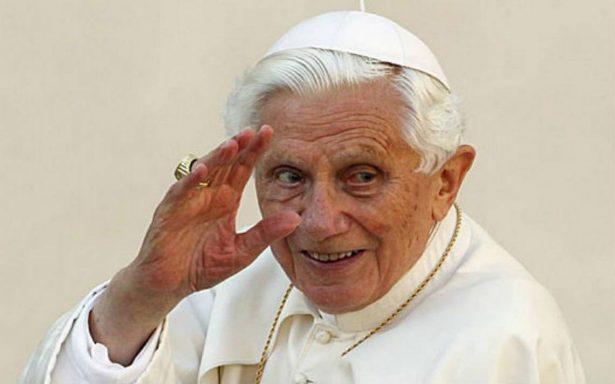 """""""Estoy en peregrinación hacia la Casa del Señor""""; Benedicto XVI vislumbra su muerte"""