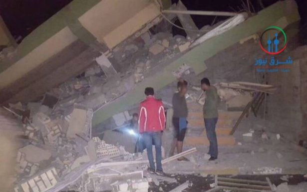 Al menos 12 muertos en Irán por terremoto en frontera con Irak
