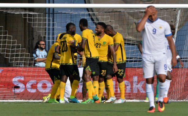¡Jamaica arranca con todo! Supera a Curazao 2-0 en Copa Oro 2017