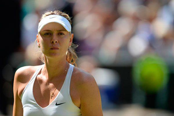 Sharapova, invitada a Madrid