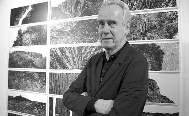 Artista Jan Hendrix  presenta paisaje mexicano en exposición londinense
