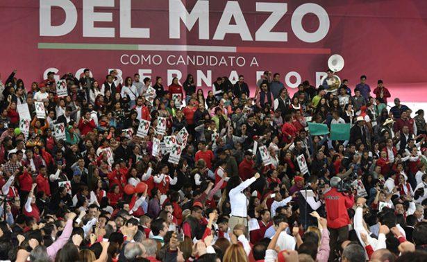 Reconoce INE a 14.7 millones de militantes en partidos