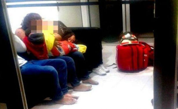 A proceso, cuatro presuntos agresores de una familia en la México-Puebla