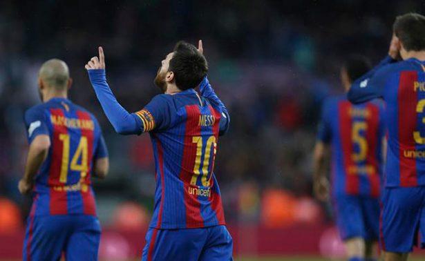 Messi, 3 años más con Barcelona; 300 millones de euros, ña cláusula de recesión