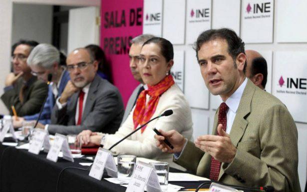 Aprueba INE presupuesto histórico para 2018